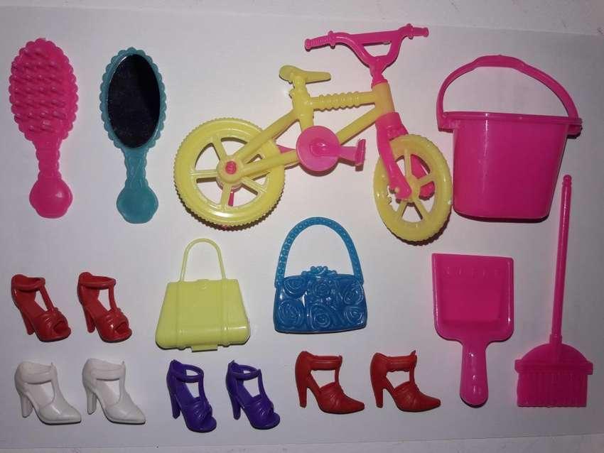 Accesorios Y Zapatos Barbie O Similar 0