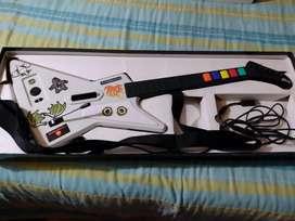 Guitarra Xbox 360