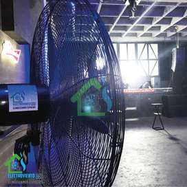 Alquiler De Ventiladores Industriales Fiestas Y Eventos