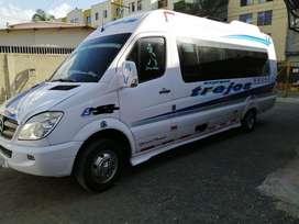 Buseta Mercedes Benz 2014 en Trejos Full estado