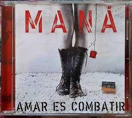 Lamina Inside Sin Cd Mana Amar Es Combatir 2006