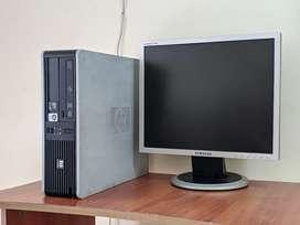 Computador / PC de escritorio ( Económico ) 100 % Funcional