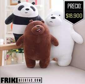Peluches de osos escandalosos