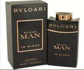 PERFUMES LOCIONES BVLGARI MAN IN BLACK DE 100ML