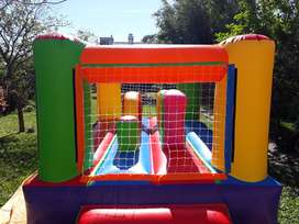 INFLABLE MINICARRERAS