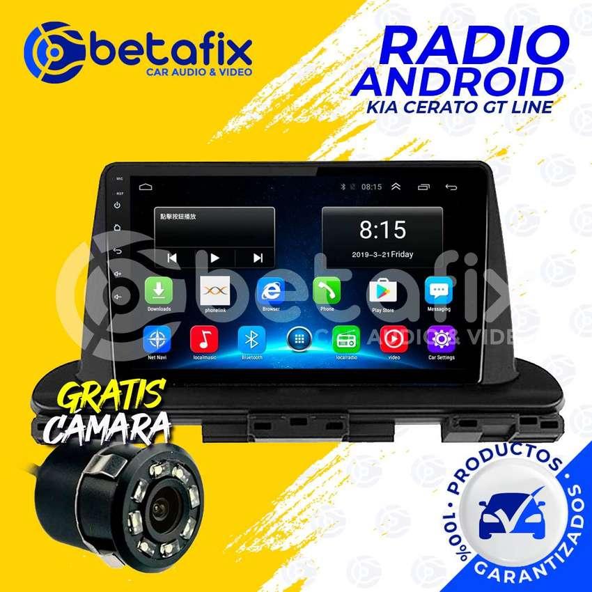 RADIO ANDROID KIA CERATO GT LINE 2019/20 GPS BT USB WIFI BETAFIX 0