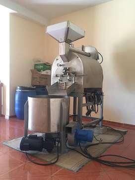 HORNO TOSTADOR PARA CAFE