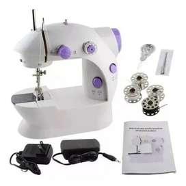 Máquina De Coser Portatil Mini Sewing Machine 4 en 1 Eléctrica