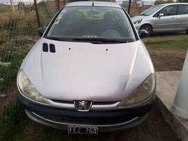 Vendo Peugeot 206 GNC