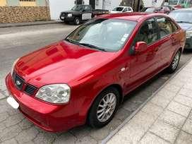 Chevrolet Optra 1.8 año 2005 Automático