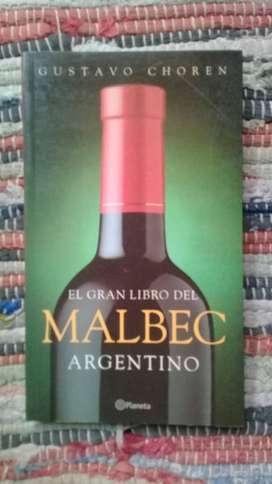 El gran libro del Malbec