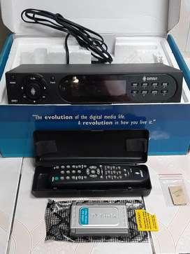 Omnifi DMS1 Transmisor multimedia digital doméstico Wi-Fi