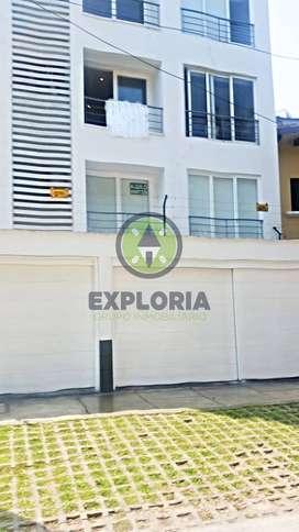 Alquiler de departamento en Miraflores
