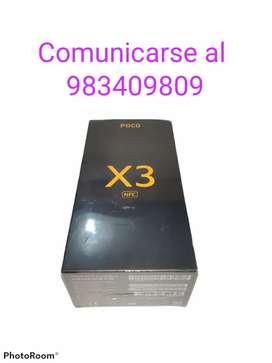 Poco X3 NFC AZUL 6/64