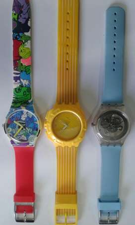 Se venden 3 relojes