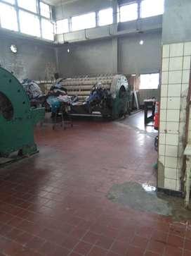 Maquina de secadora y planchado