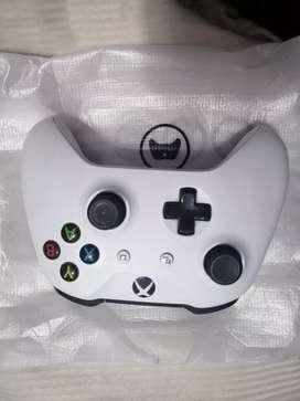 Control Blanco Xbox one original