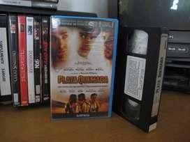 Plata Quemada - 2000 VHS ARG