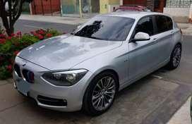 BMW 114i año 2014