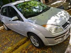 Ford fiesta máx 2007 full gnc nafta al día Calle 62entre3y4 La plata