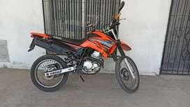 Yamaha XTZ 250 LÍQUIDO