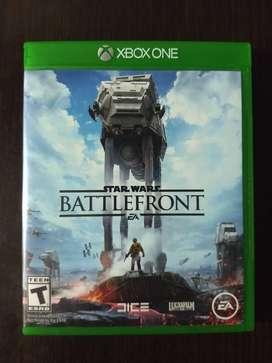Star Wars Battlefront - Xbox One - Muy buen usado, como nuevo