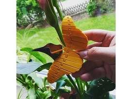 Mariposa Flexible Articulada Jardin