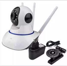 Camara Ip Wifi Vision Nocturna 2mpx 3 Antenas