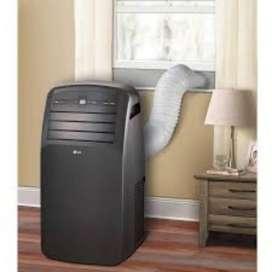 Aire acondicionado LG portátil