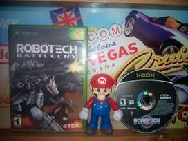 RetroBite Xbox Robotech Battlecry Microsoft