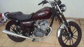 Vendo Moto Zanella Patagoniann Eagle 150 ST