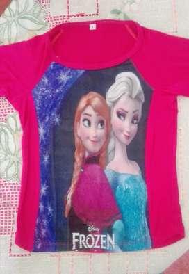 Venta de blusas para niña