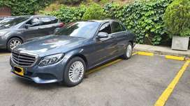Mercedes benz C 200 CGI
