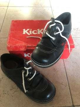 Kickers originales usados N37