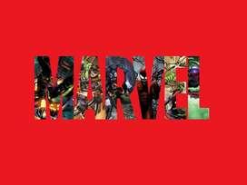 Llaveros Marvel