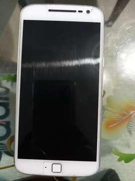 Celular Motorola G4, blanco
