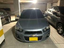 Chevrolet Sonic LT 1.6 2013