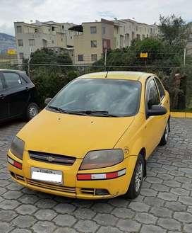 Chevrolet Aveo Activo 1.6 (taxi con puesto)
