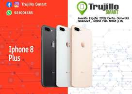 iPhone 8 Plus 64 Gb, Garantia 1 Año