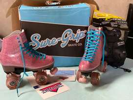 Patines sure-grip international