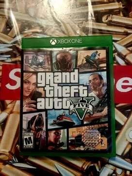 Gta 5 (GTAV) Juego Xbox One