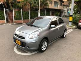 Nissan march 2015 mecananico