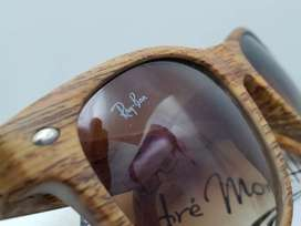 Lentes solares armables Ray Ban
