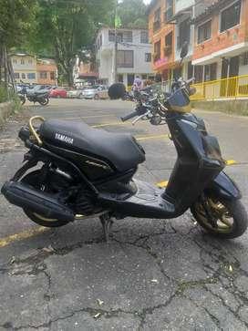 Bws 2 2009 125cc