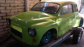 Fiat 600 para picadas
