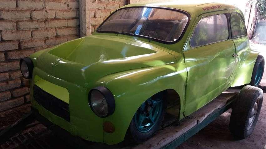 Fiat 600 para picadas 0