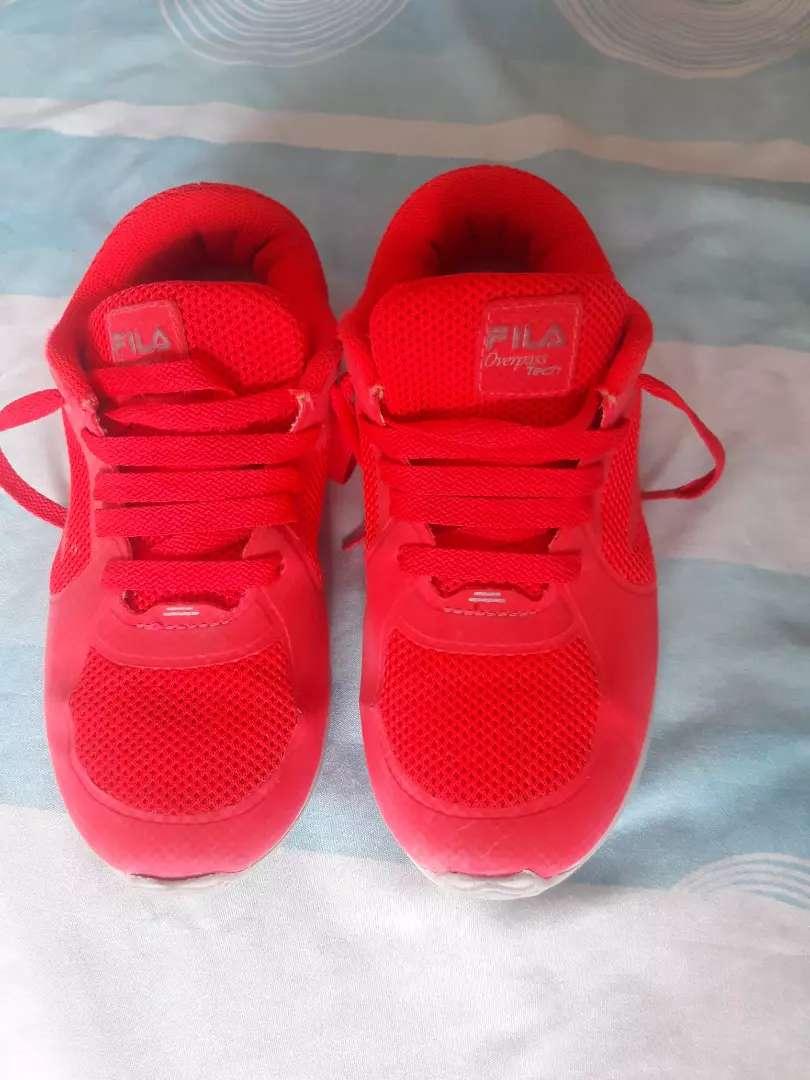 Zapatillas  de nena fila 0