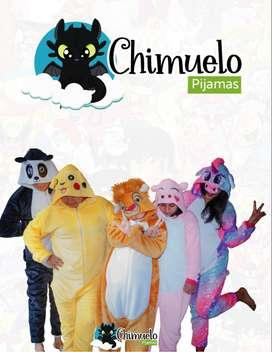 Pijamas chimuelo