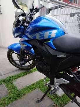 Suzuki gixxer 150 fi 2019