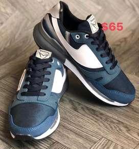Venta de tennis y zapatos casuales a precios de locura